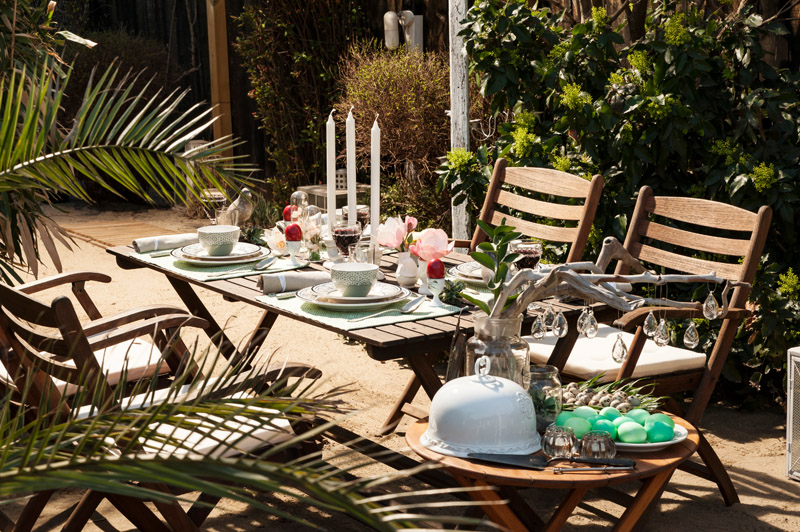 masa in gradina, ochisoru, styling, scenografie, table design, garden party