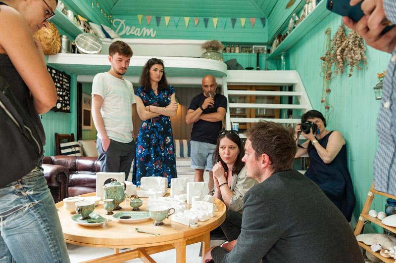 coffee & design event, lifestyle events by ochisoru, ochisoru home, degustare de cafea, z coffee bar, bianca grin, aniela ovadiuc, ceramic time