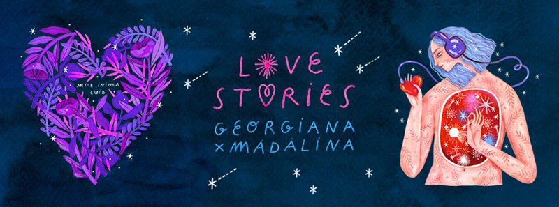 madi andronic, georgiana ciofoaia, povesti de purtat, love stories